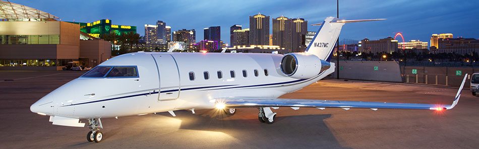 Private Jet Las Vegas